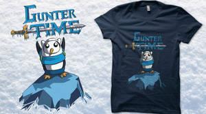 Gunter Time T-shirt