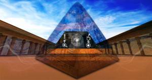Egyptian Temple bak