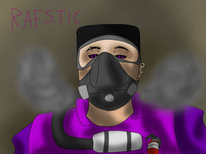 Rafstic (Caustic  Raf combo)