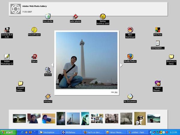 desktop gak jelas 2 by YunTo
