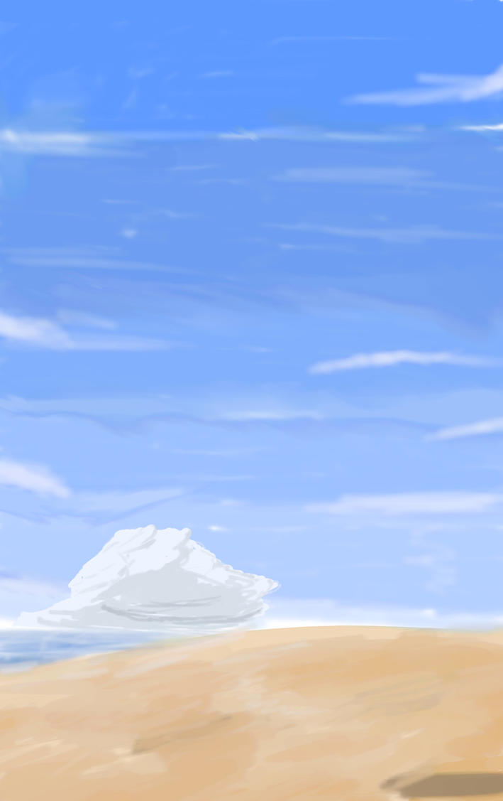 A Beach Background by wbd