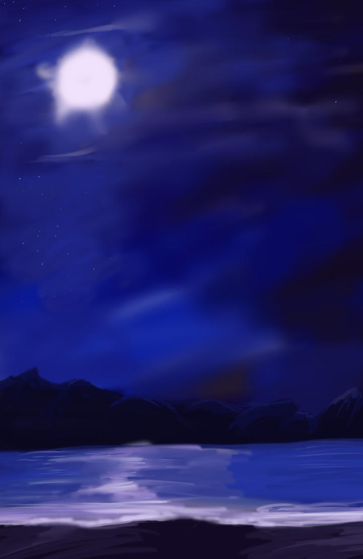 [Libre] La brisa nocturna. Anime_night_beach_background_by_wbd-d489ug2