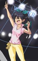 Idol Gundam Build Fighter by wbd