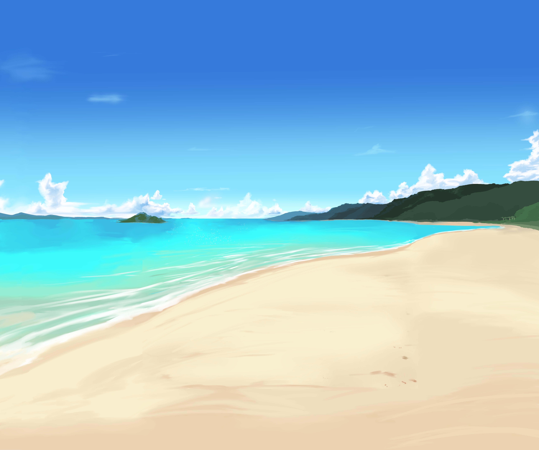 beach background againwbd on deviantart