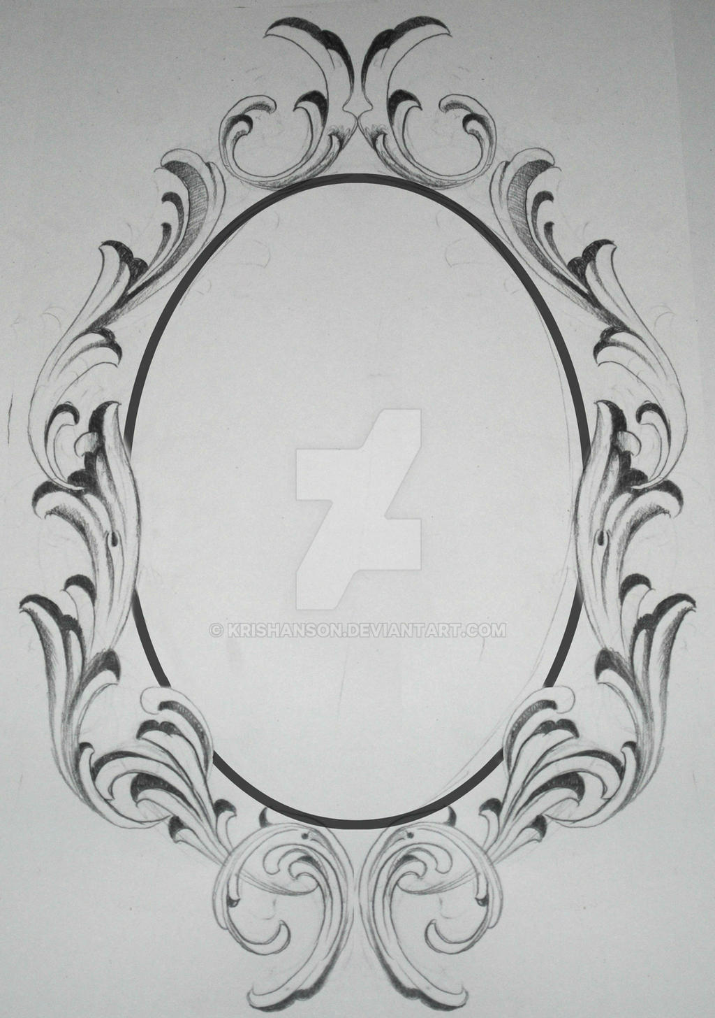 oval frame tattoo design. Oval Frame Tattoo Design Oval Frame Tattoo Design
