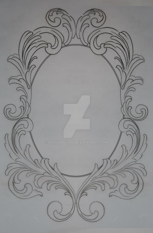 Filigree Frame Request By KrisHanson