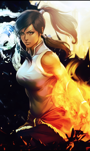 The Legend of Korra by YataMirror