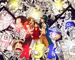 ASL (One Piece) by YataMirror
