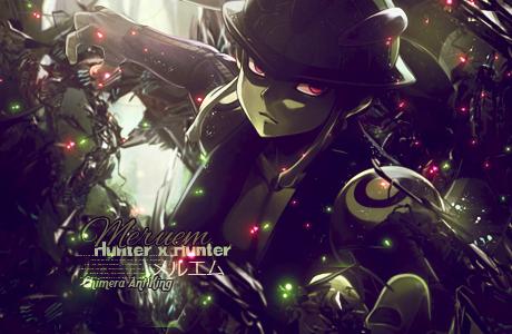 Meruem (Hunter x Hunter) by YataMirror