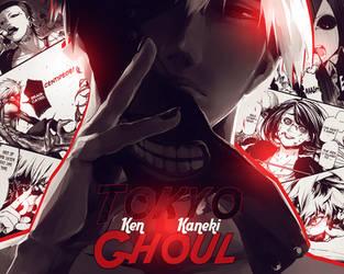 Tokyo Ghoul (Ken Kaneki) by YataMirror