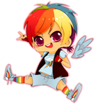 Rainbow dashhhh