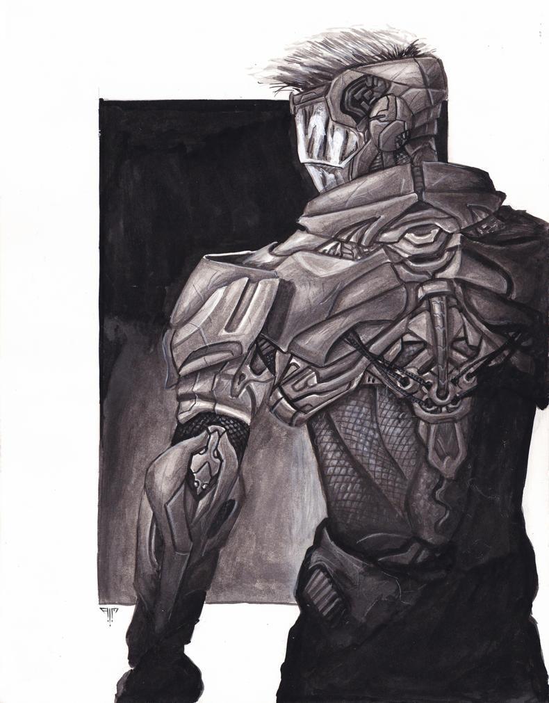 Armor Concept by AIM-art