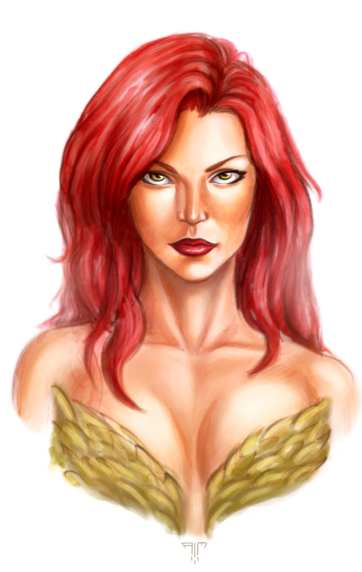 Poison Ivy by AIM-art