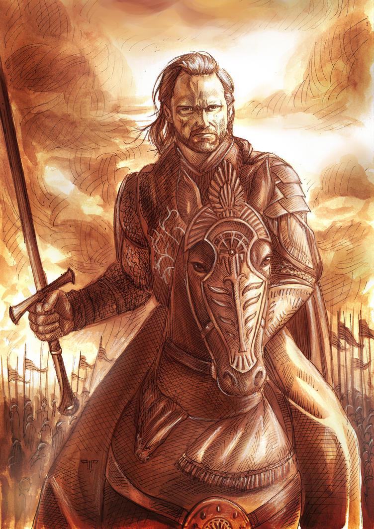 Aragorn by AIM-art