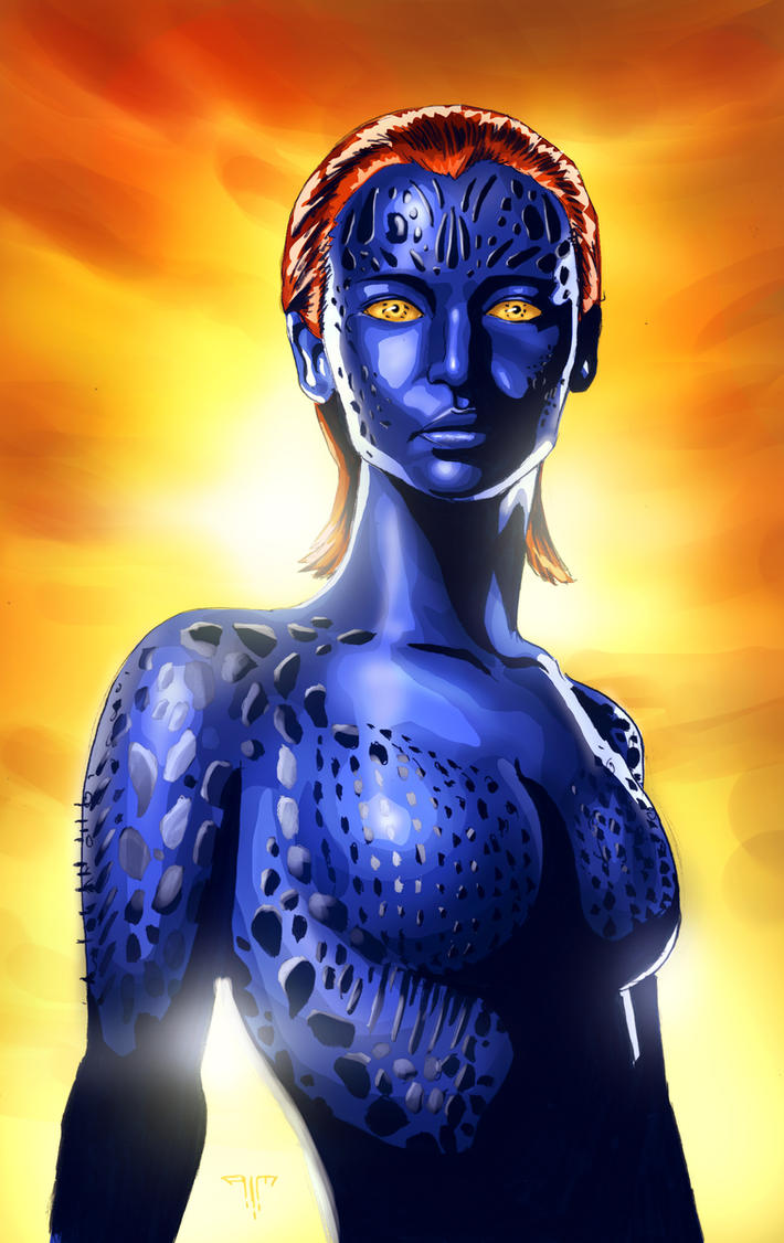 Mystique by AIM-art