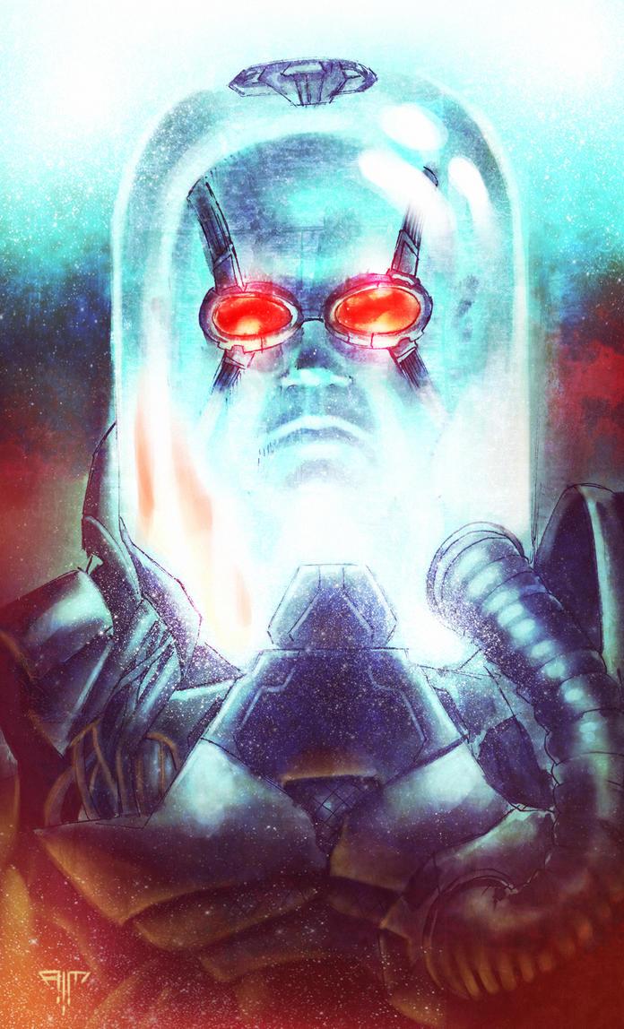 Mr. Freeze by AIM-art