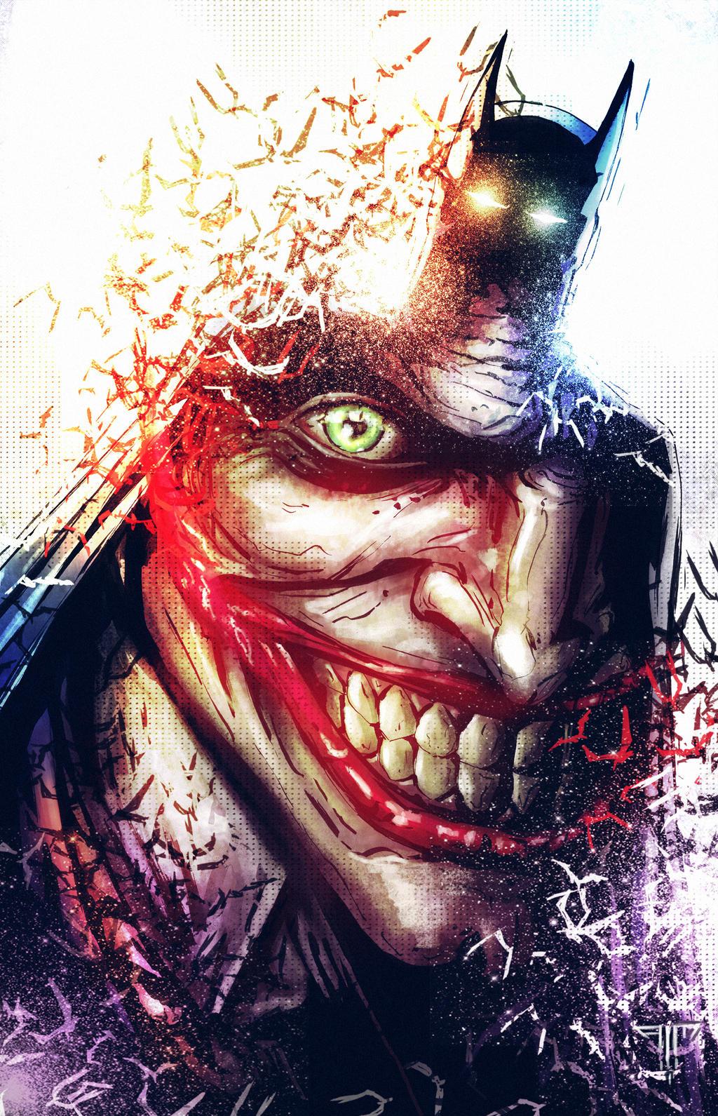 http://img15.deviantart.net/af41/i/2015/191/f/b/the_joker_by_aim_art-d90lm2c.jpg Comic Joker Painting