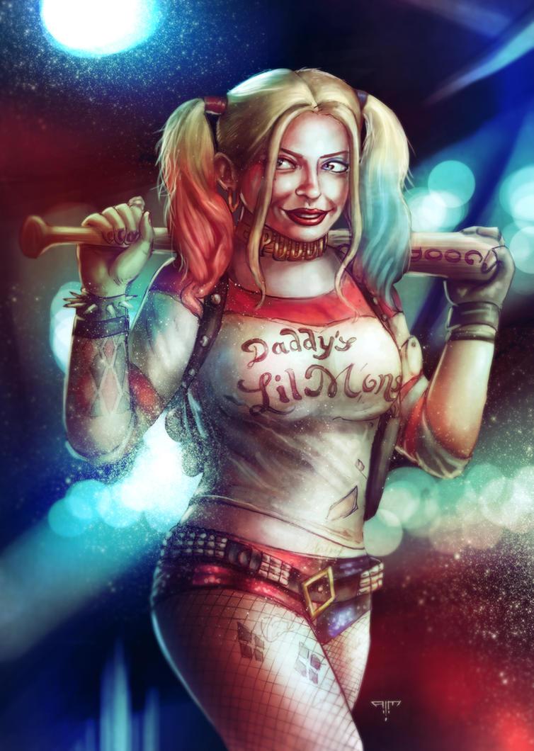 Harley Quinn by AIM-art