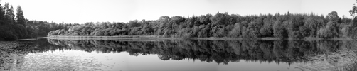 Panorama of Killykeen by possiblyneil