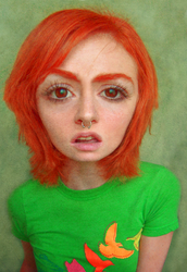Doll Face by possiblyneil