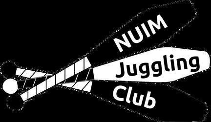 NUIM Juggling logo by possiblyneil