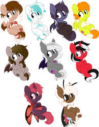 Chibi YCH's - ALL