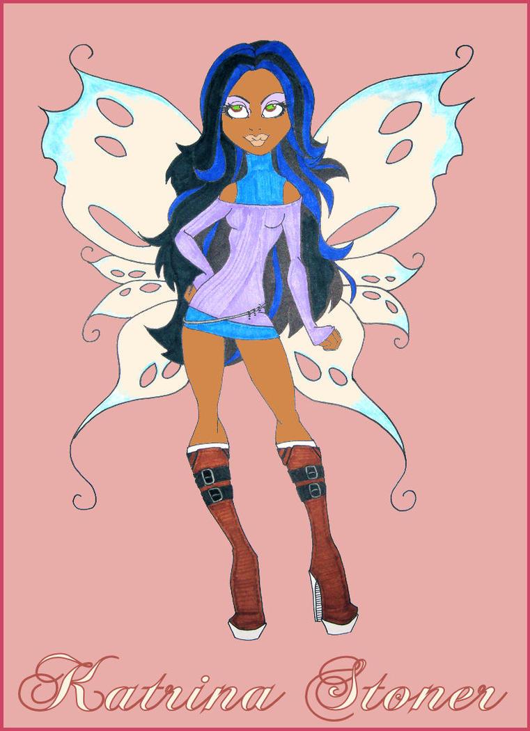 Monster High Katrina Stoner by Brett1486