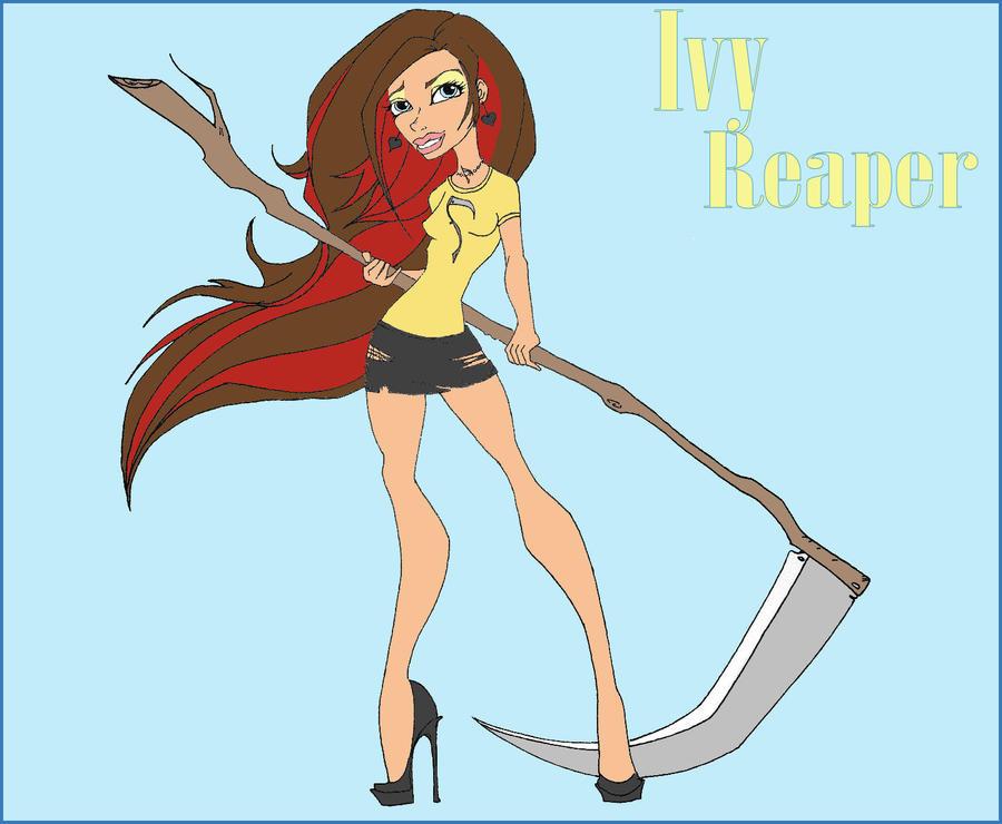 Monster High Ivy Reaper by Brett1486