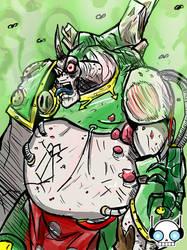 Nurgle Daemon Prince