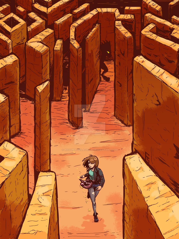 Labyrinth by Requiem-Delacroix