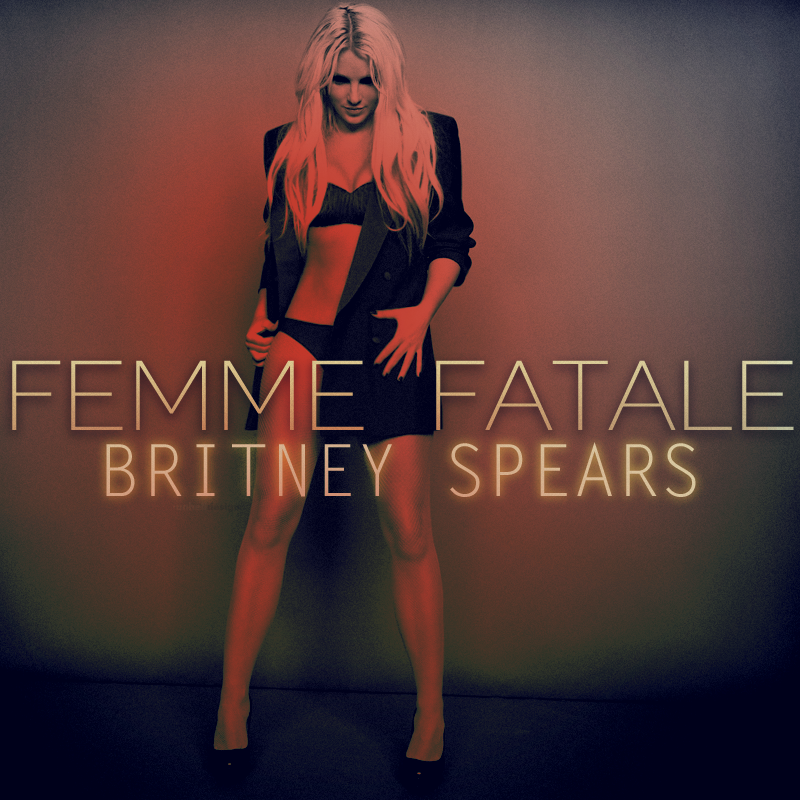 Britney Spears >> Femme Fatale - Página 2 Femme_fatale_cover_by_anhell2005-d46lb0c