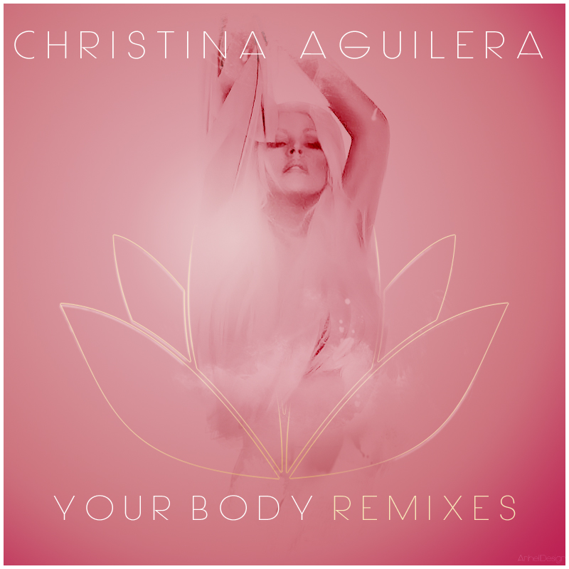 Christina Aguilera - Your Body Christina__s_lotus_body_by_anhell2005-d5esuqe