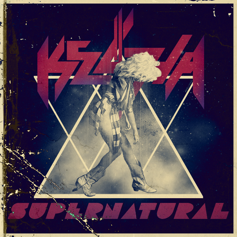Kesha Design Thread » Firmas, avatares, portadas, etc. - Página 23 Ke_ha_supernatural_cover_by_anhell2005-d5n4ocw