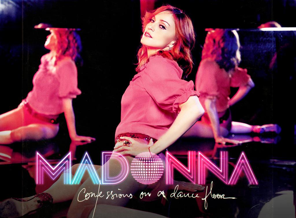 Madonna Confessions on a Dancefloor