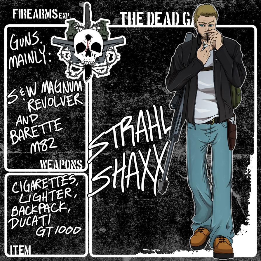 TDG: Strahl Shaxx by Sanpincha