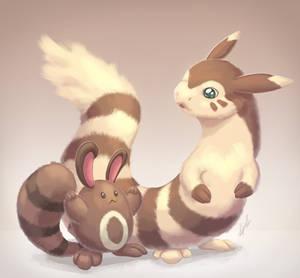Pokemon: Floof