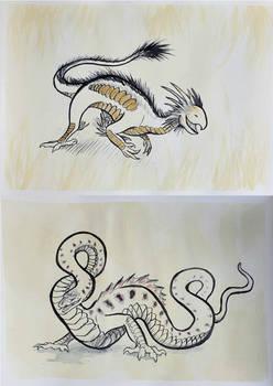 Smaugust: flightless