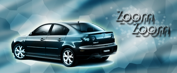 Mazda 3 Zoom Zoom by rlcamp