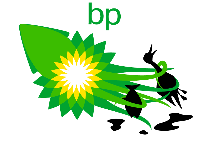 the New BP Squid Logo ...