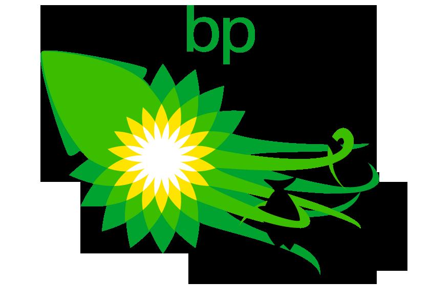 the New BP Squid Logo ...