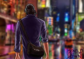 John Traveler by Infamous-Raven