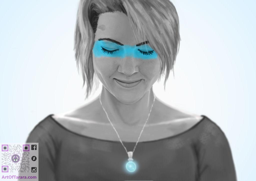 Destiny Blue by Infamous-Raven