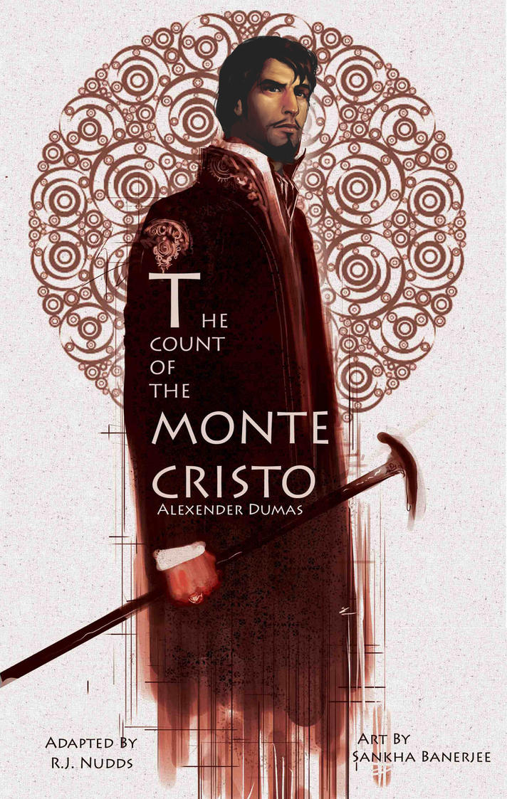The Count Of Monte Cristo By Syderlance