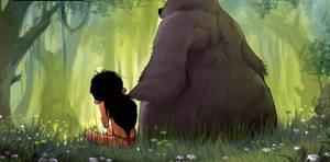 Jungle Book by Syderlance