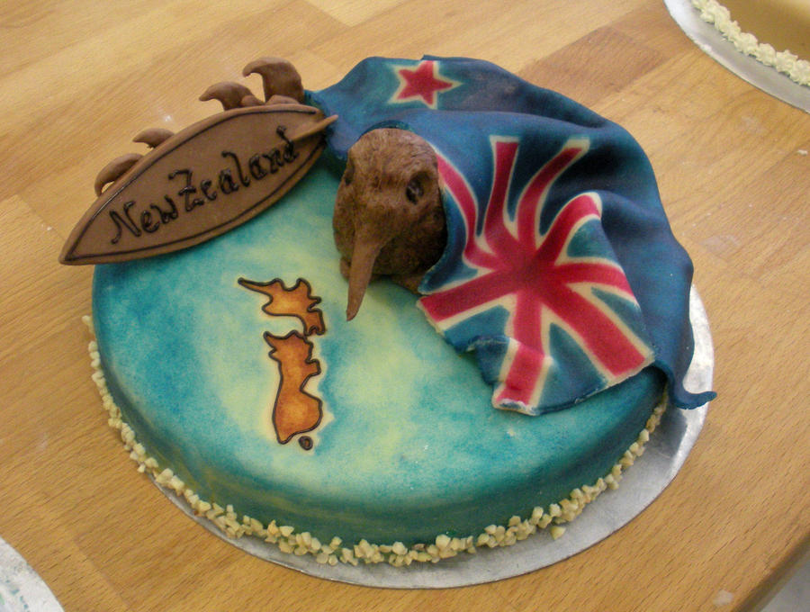 How Much Fondant To Cover A Cake Nz