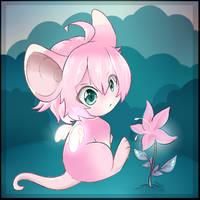 Sunnyaan The Cupid-Fairy Mouse by Sunnyaan-peachtea