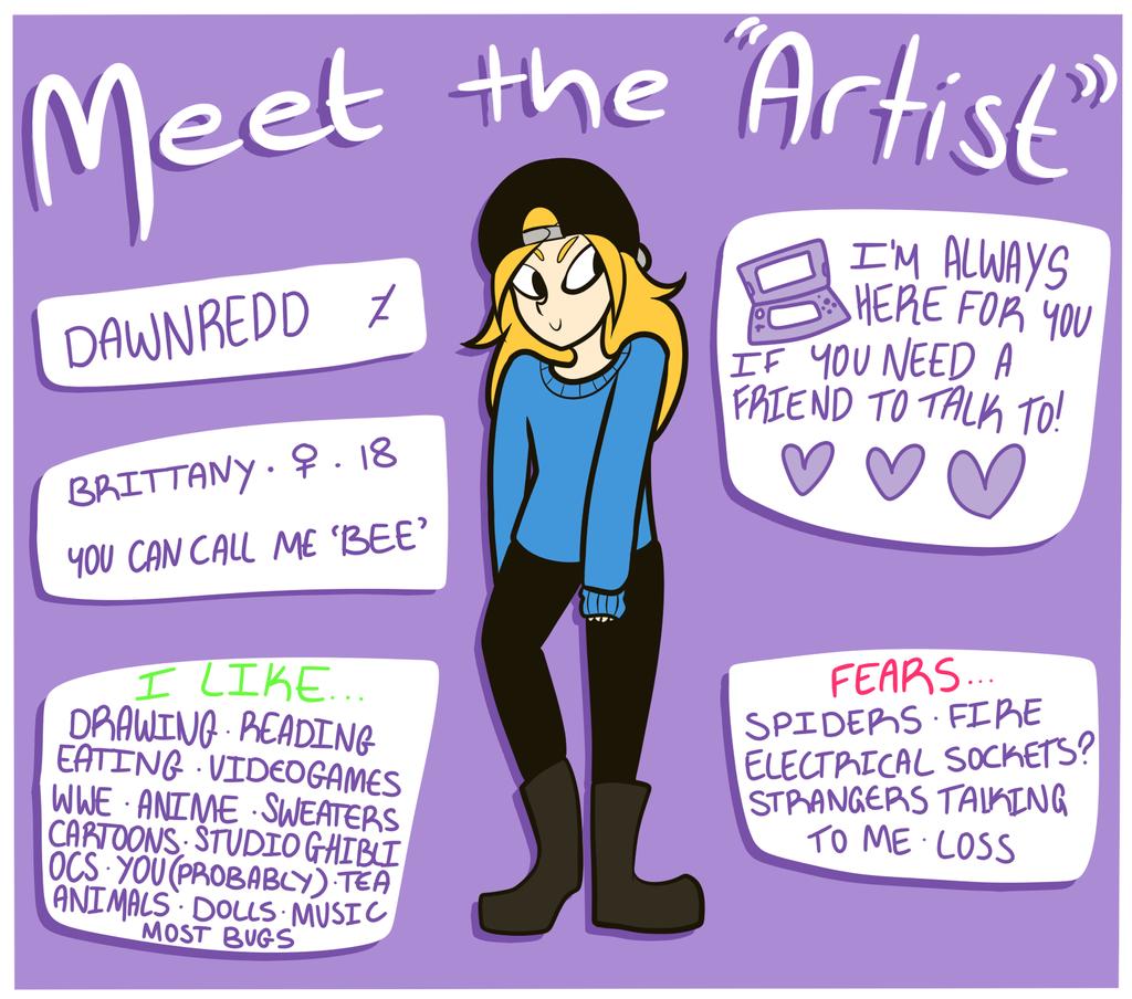 DawnRedd's Profile Picture