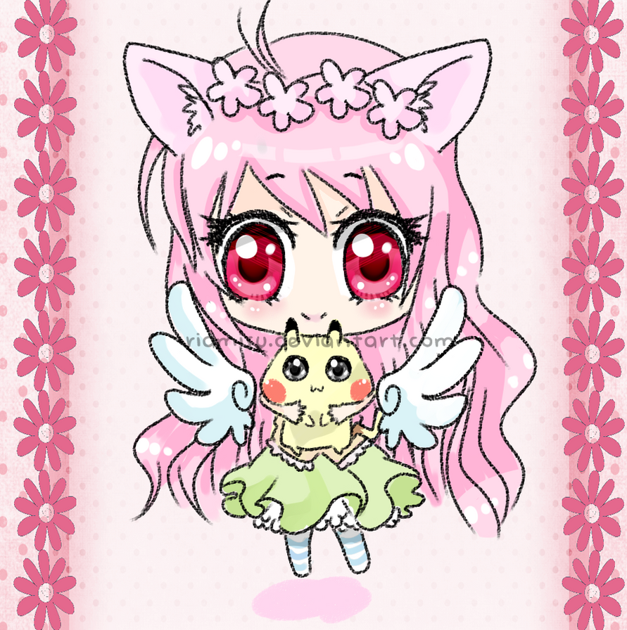 Fairy~! by riamisu