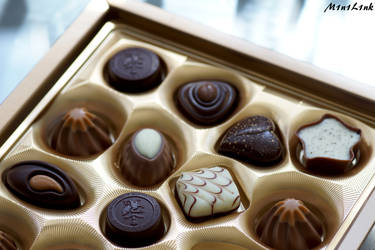 Swiss Luxury Selection Lindt by M1n1L1nk