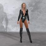 Special Agent Farrah Spectra Force 2